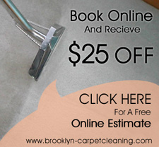 Carpet Cleaning in Brooklyn, NY
